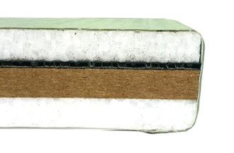 柔道畳KL-JPN‐50厚の断面図