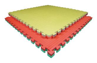 柔道用い草模様の畳マット