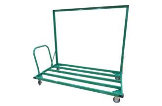 柔道畳運搬台車(畳ガイド付き)の製品画像